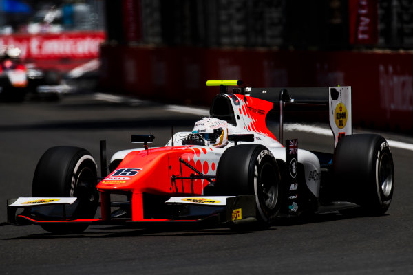 2017 FIA Formula 2 Round 4. Baku City Circuit, Baku, Azerbaijan. Friday 23 June 2017. Jordan King (GBR, MP Motorsport)  Photo: Zak Mauger/FIA Formula 2. ref: Digital Image _54I9871