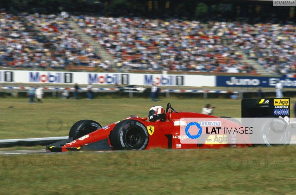 1987 German Grand Prix.
