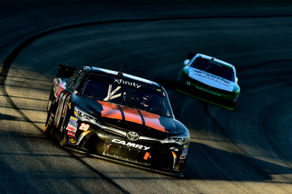6-7 November, 2015, Fort Worth, Texas USA Erik Jones, GameStop/Call of Duty Black Ops III Toyota Camry (20) ©2015, John Harrelson / LAT Photo USA