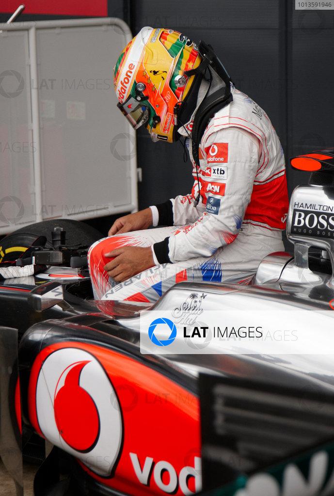 2011 British Grand Prix - Saturday