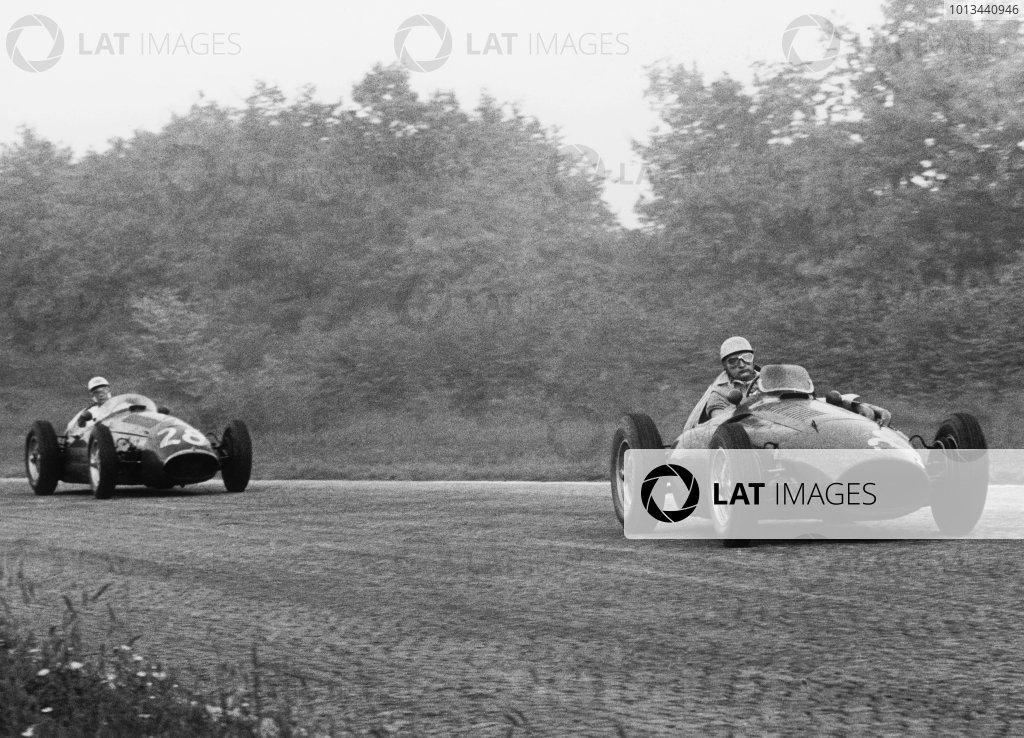 1954 Italian Grand Prix.