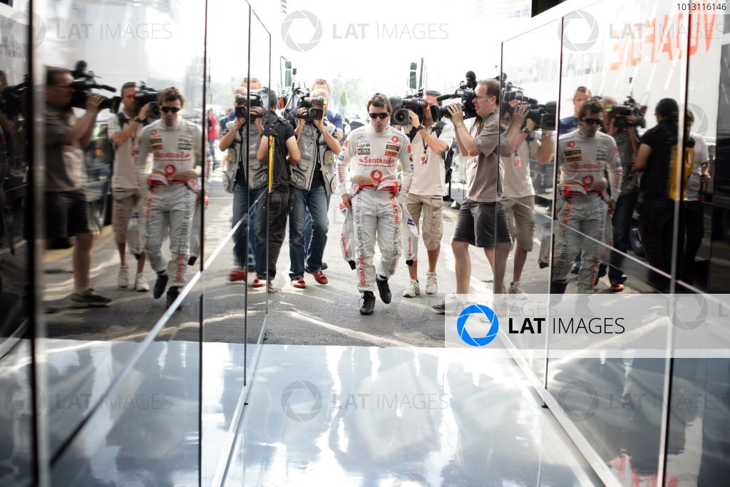 2007 Italian Grand Prix - Saturday Qualifying