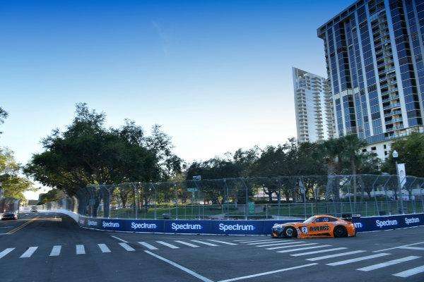 2017 Pirelli World Challenge - Grand Prix of St. Petersburg St. Petersburg, FL USA Thursday 9 March 2017 Ryan Dalziel World Copyright: Richard Dole/LAT Images ref: Digital Image RD_217_SPete030