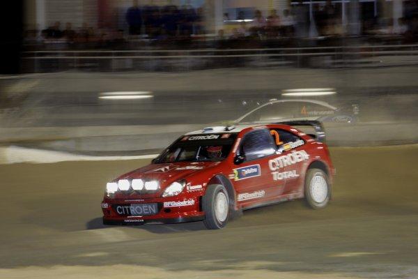 2006 FIA World Rally Champs. Round 6Rally Australia 26-29 October 2006Dani Sordo, Citroen, actionWorld Copyright: McKlein/LAT