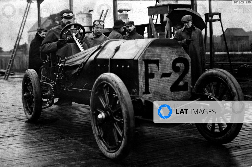 1907 French Grand Prix.