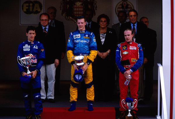 2002 FIA International F3000 Championship
