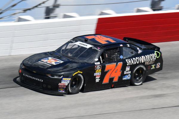 #74: Mike Harmon, Mike Harmon Racing, Chevrolet Camaro Horizon Transport