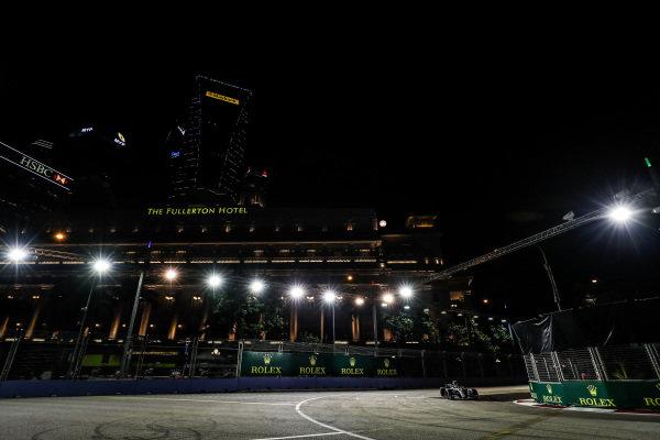 Valtteri Bottas, Mercedes AMG F1 W09 EQ Power+.