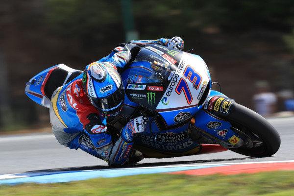 Alex Marquez, Marc VDS.