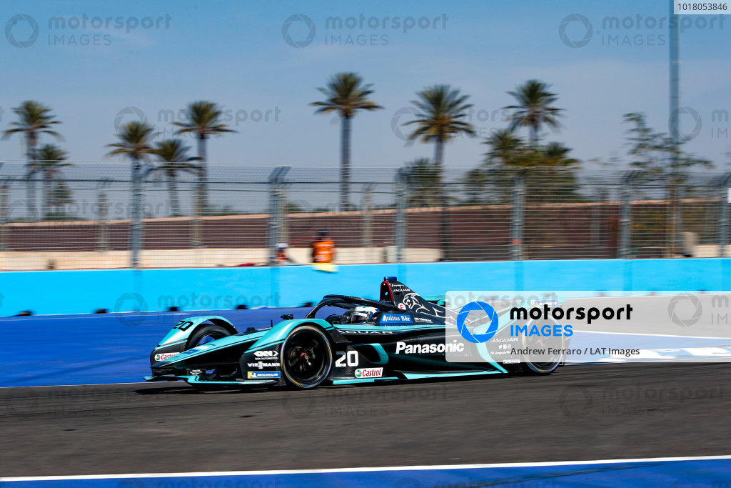 Rookie Test Marrakesh