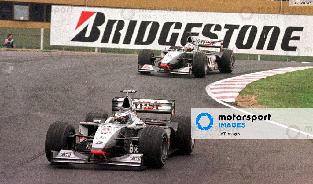 1998 Argentinian Grand Prix.