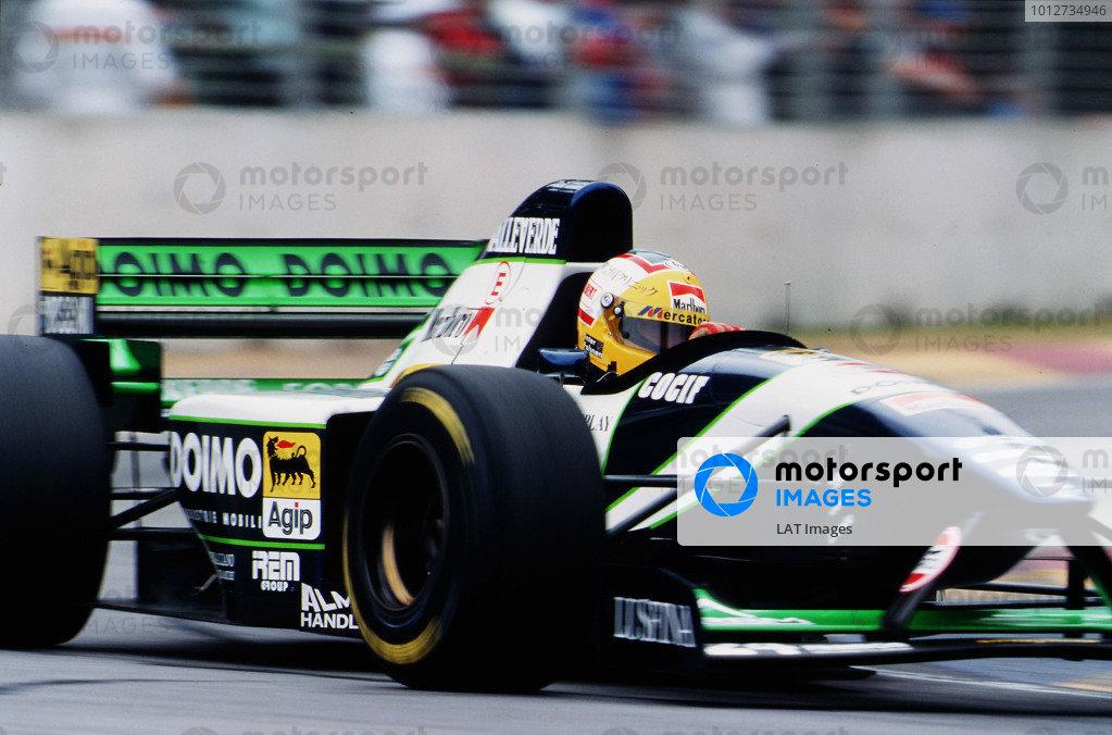 1995 Australian Grand Prix.