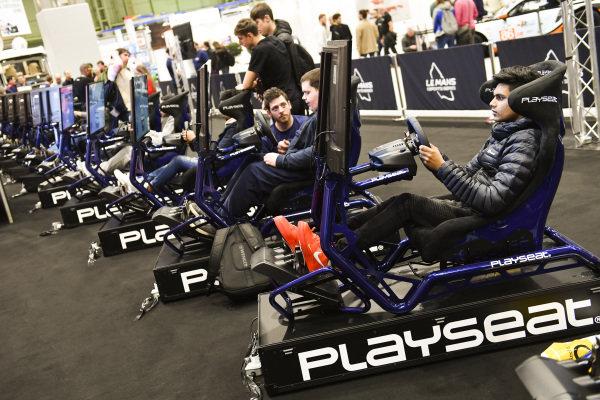 Palyseats at the LeMans eSports series