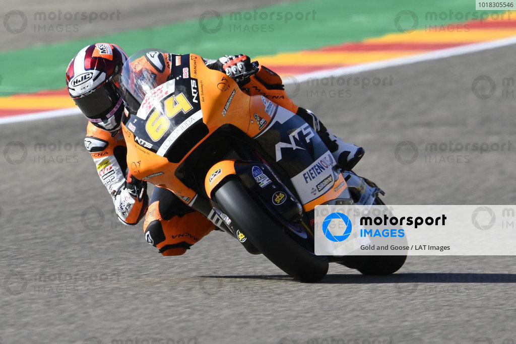 Bo Bendsneyder, RW Racing GP .