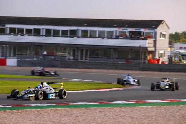 Eduardo Coseteng (PHI) Argenti Motorsport British F4