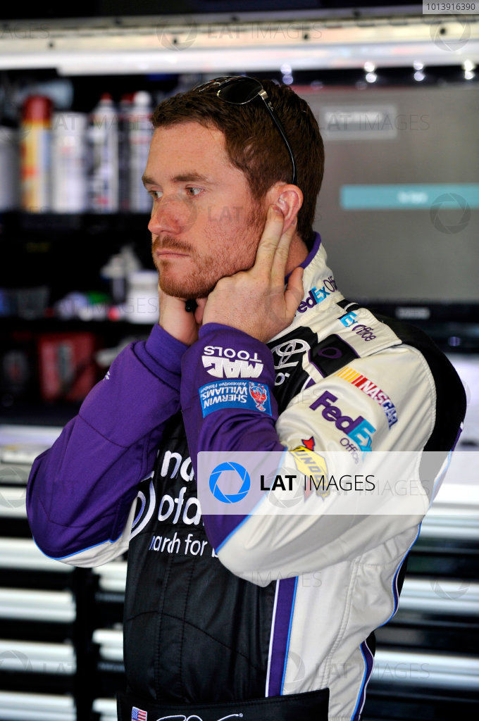11-13 April, 2013, Fort Worth, Texas USA Brian Vickers, FedEx Office/March of Dimes Toyota Camry ©2013, Nigel Kinrade LAT Photo USA