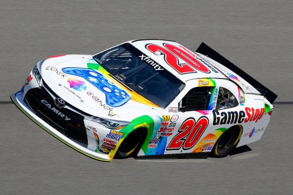 20-21 February, 2015, Daytona Beach, Florida USA Erik Jones, Game Stop Toyota Camry ?2015, Russell LaBounty LAT Photo USA