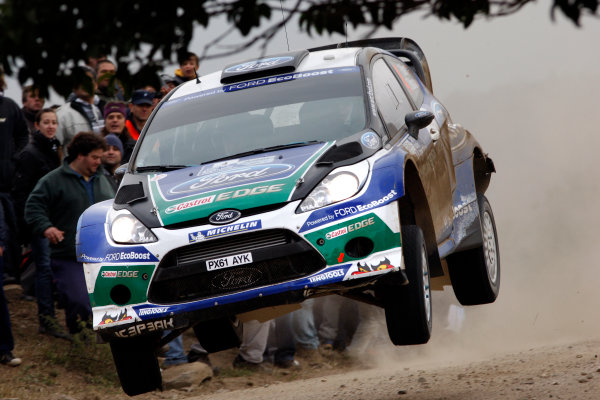 Round 05, Rally Argentina26th - 29th April 2012Petter Solberg, Ford, actionWorldwide Copyright: McKlein/LAT
