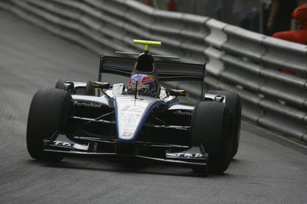 2007 GP2 Series. Round 3. Saturday Race.Monte-Carlo, Monaco. 26th May 2007.Pastor Maldonado (VEN, Trident Racing). Action. World Copyright: Andrew Ferraro/GP2 Series Media Service ref: Digital ImageZP9O1048