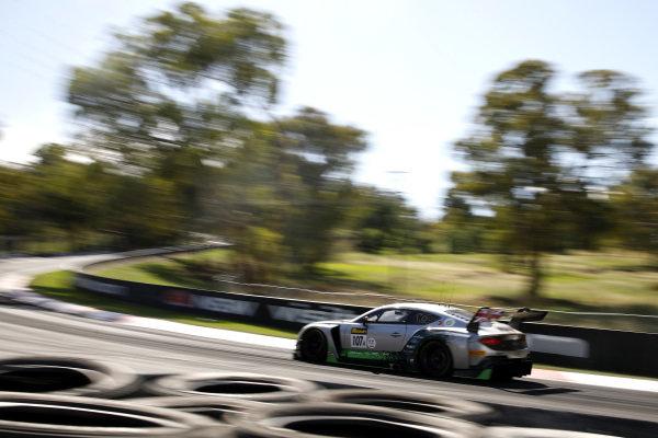 #107 Bentley Team M-Sport Bentley Continental GT3: Steven Kane, Jules Gounon, Jordan Pepper.
