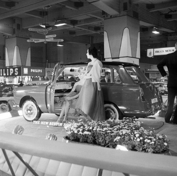 Austin A40 Farina.