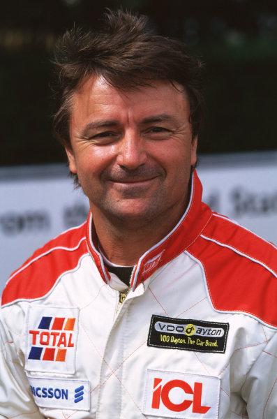 2000 Festival of Speed.Goodwood, England, Great Britain .23-25 June 2000.Rene Arnoux. World - LAT Photographic