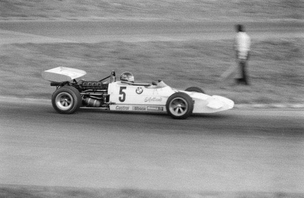 Dieter Quester, March 712M BMW.
