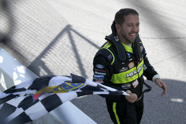 #88: Matt Crafton, ThorSport Racing, Ideal Door/Menards Ford F-150