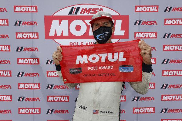 P2 Motul Pole Award winner #52 PR1 Mathiasen Motorsports ORECA LMP2 07, LMP2: Patrick Kelly