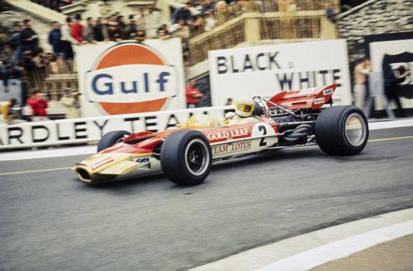 John Miles, Lotus 49C Ford.