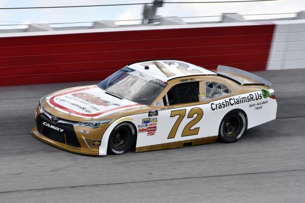 #72: Timmy Hill, Carter Racing, Chevrolet Camaro Crashclaimsr.us