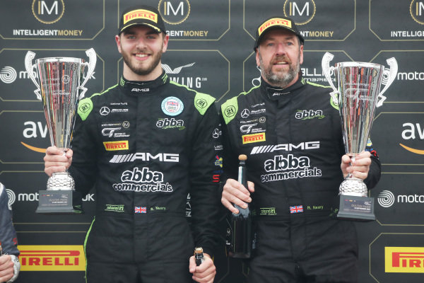 Richard Neary / Sam Neary - Team ABBA Racing Mercedes-AMG GT3