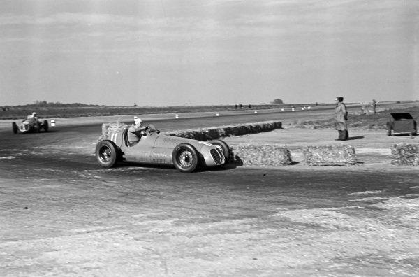Alberto Ascari, Maserati 4CLT/48.