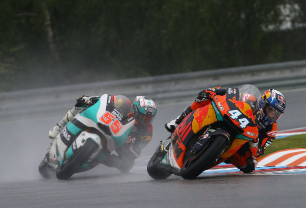 2017 Moto2 Championship - Round 10 Brno, Czech Republic Friday 4 August 2017 Miguel Oliveira, Red Bull KTM Ajo World Copyright: Gold and Goose / LAT Images ref: Digital Image 683680