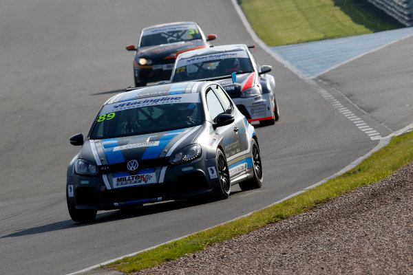 2017 Volkswagen Racing Cup, Donington Park, Leicestershire. 23rd - 24th September 2017. Rob Allum. World Copyright: JEP/LAT Images