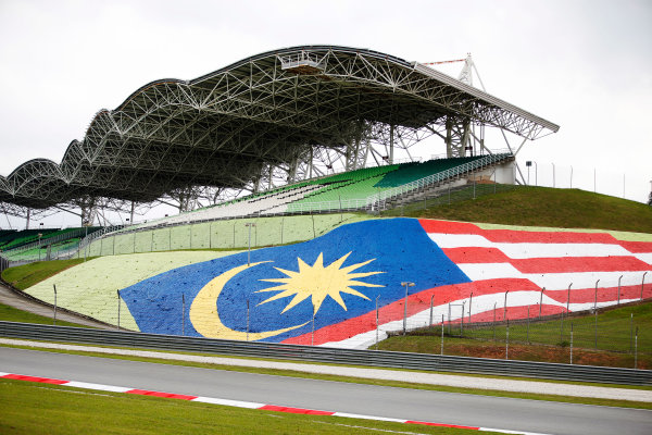 Sepang International Circuit, Sepang, Malaysia.
