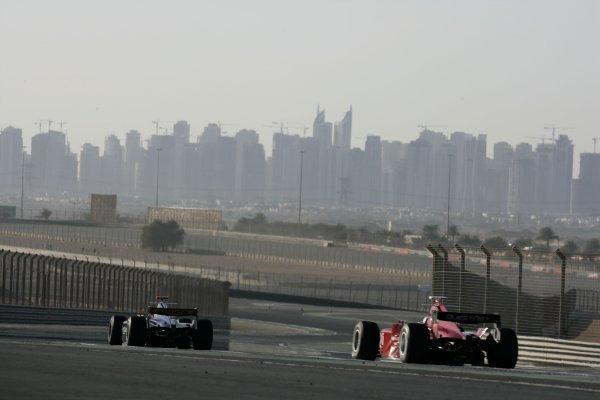 2008 GP2 Asia Series. Testing.Dubai. Dubai Autodrome. 20th January.GP2 Asia visits Dubai. Atmosphere. World Copyright: Alastair Staley/GP2 Series Media Serviceref: _P9O1173