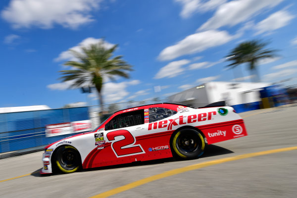 NASCAR Xfinity Series PowerShares QQQ 300 Daytona International Speedway, Daytona Beach, FL USA Friday 16 February 2018 Matt Tifft, Richard Childress Racing, Nexteer Chevrolet Camaro World Copyright: Logan Whitton LAT Images