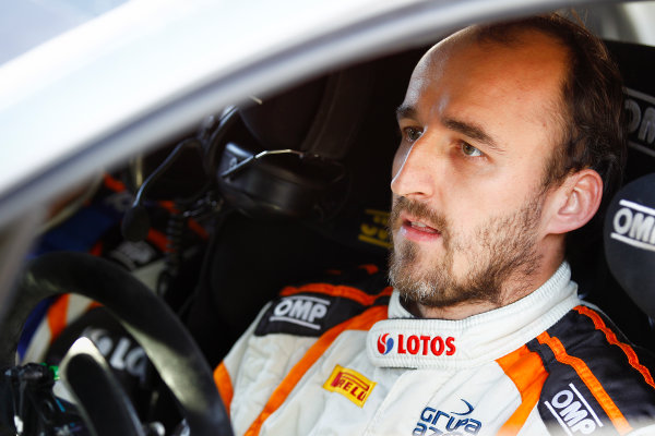 2015 World Rally Championship, Round 13, Rally of Wales GB, 12th - 15th November, 2015 Robert Kubica, Ford, portrait  Worldwide Copyright: McKlein/LAT