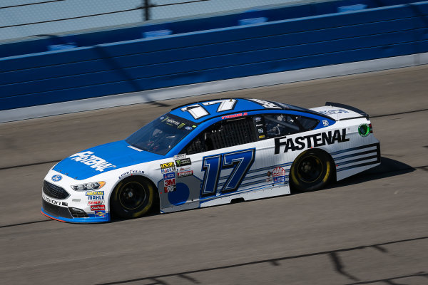 2017 Monster Energy NASCAR Cup Series Auto Club 400 Auto Club Speedway, Fontana, CA USA Friday 24 March 2017 Ricky Stenhouse Jr World Copyright: Barry Cantrell/LAT Images