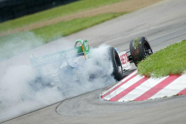 2003 ChampCar (Champ Car) Mid Ohio, Aug 9 - 11 Lexington, Ohio, USARoberto Moreno- Michael Kim, USA LAT Photography