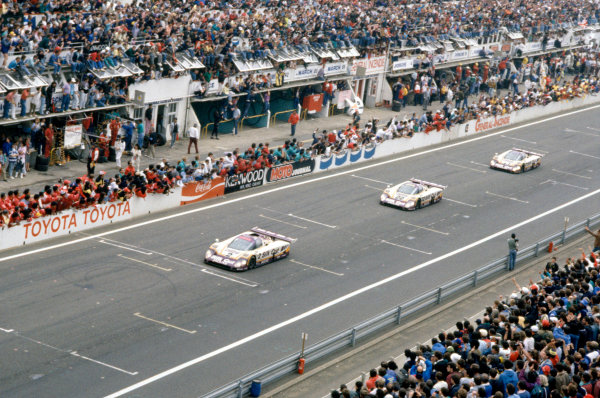 1988 Le Mans 24 Hours