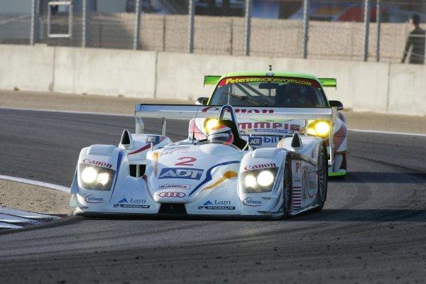 2004 American Le Mans Series (ALMS)Laguna Seca, California, USA. 15 - 16 October.Herbert wins.World Copyright: Richard Dole/LAT Photographicref: Digital Image Only
