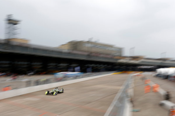 2014/2015 FIA Formula E Championship. Berlin ePrix, Berlin Tempelhof Airport, Germany. Saturday 23 May 2015 Charles Pic (FRA)/China Racing - Spark-Renault SRT_01E. Photo: Andrew Ferraro/LAT/Formula E ref: Digital Image _FER0682
