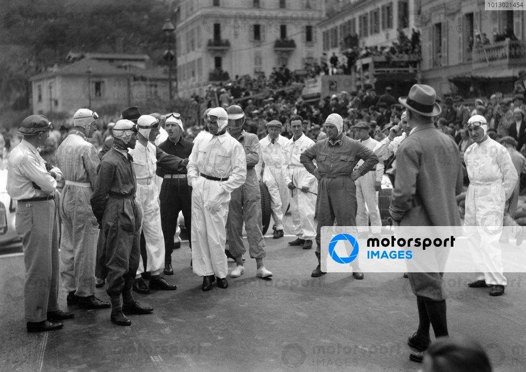 1935 Monaco Grand Prix.