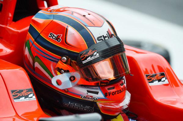 Kevin Ceccon (ITA) Arden GP3 Motorsport at GP3 Series, Rd2, Spielberg, Austria, 19-21 June 2015.