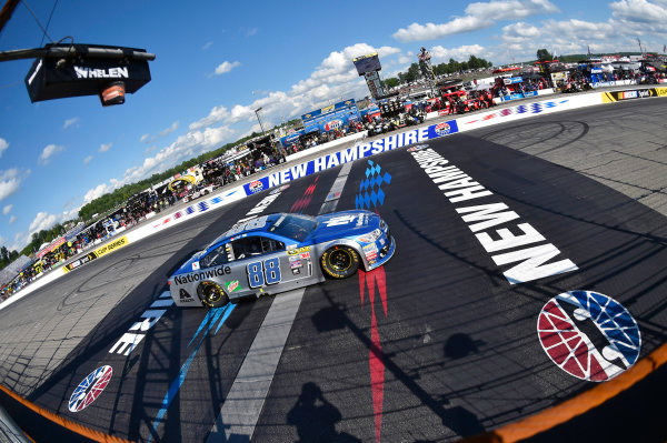 15-17 July, 2016, Loudon, New Hampshire USA Alex Bowman ?2015, Nigel Kinrade LAT Photo USA