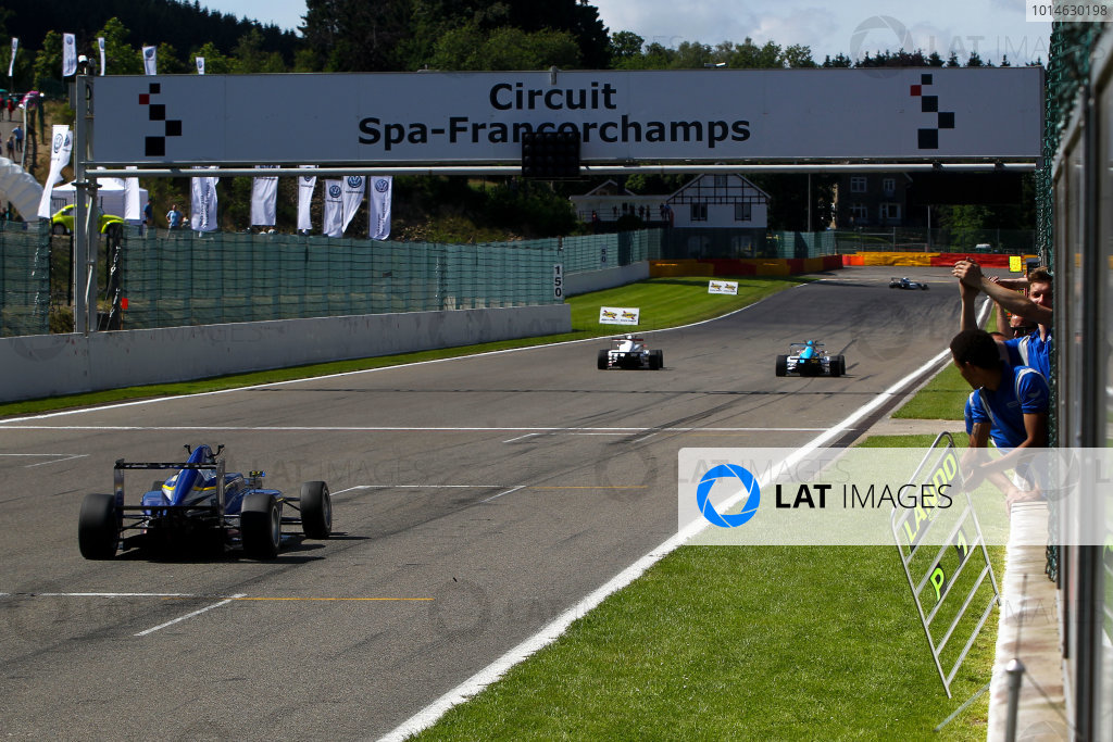 Round 6 - Spa-Francorchamps, Belgium