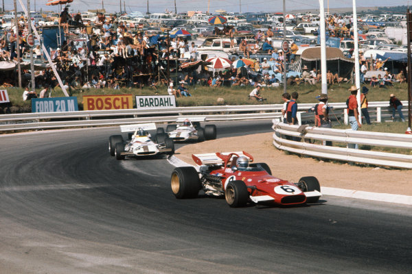 1971 South African Grand Prix. 