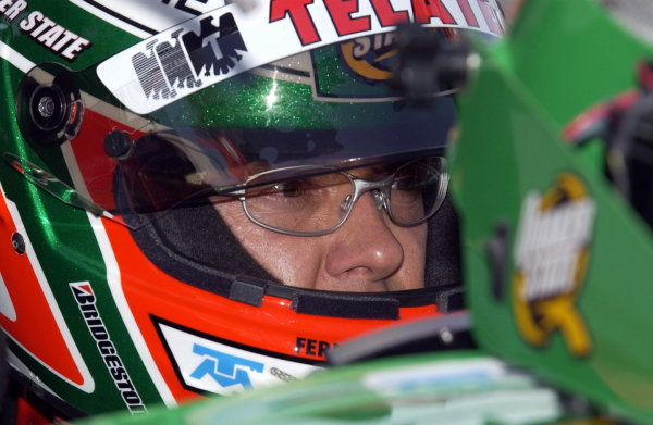 Adrian Fernandez (MEX), Fernandez Racing, was second fastest after first round qualifying at the Centrix Financial Grand Prix of Denver.  